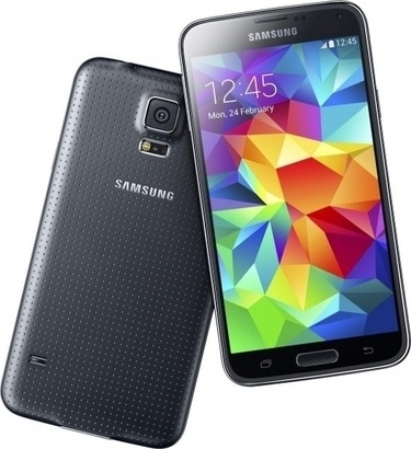 Samsung G900 Galaxy S5 16GB Black
