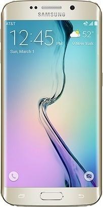 Samsung G925 Galaxy S6 Edge 32GB Gold