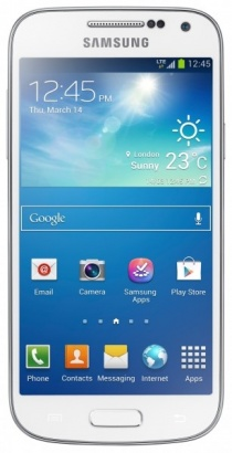 Samsung Galaxy S4 I9195 Mini White