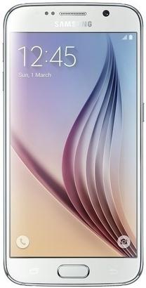 Samsung Galaxy S6 32 GB bílý