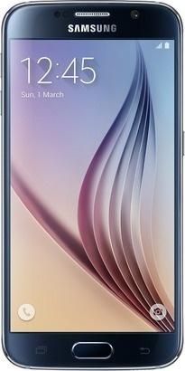 Samsung Galaxy S6 64 GB černý