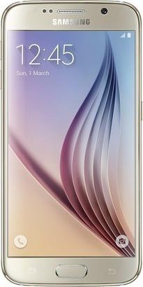 Samsung Galaxy S6 64 GB zlatý
