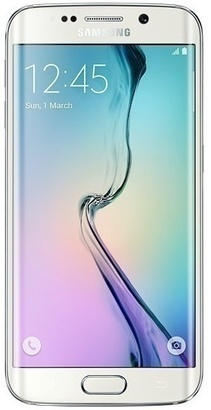 Samsung Galaxy S6 Edge 32 GB bílý