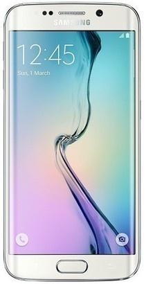 Samsung Galaxy S6 Edge 64 GB bílý