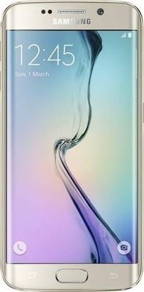 Samsung Galaxy S6 Edge 64 GB zlatý