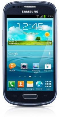 Samsung Galaxy SIII Mini Metalic Blue