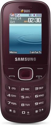 Samsung GT E2200 Red