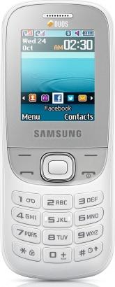 Samsung GT E2200 White