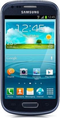 Samsung GT i8190 Galaxy S III Mini Blue
