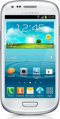 Samsung GT i8190 Galaxy S III Mini White