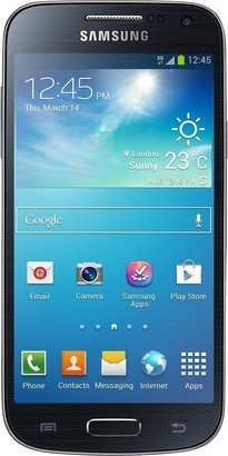 Samsung GT i9195 Galaxy S4 Mini D. Black