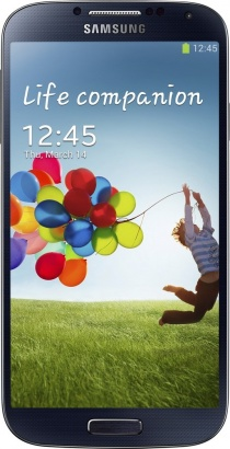 Samsung GT i9505 Galaxy S4 Black