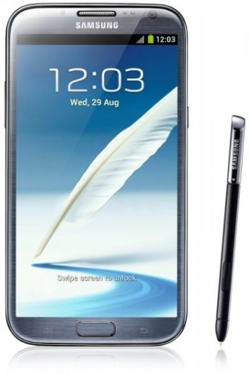 Samsung GT N7100 Galaxy Note 2 Titan Gray