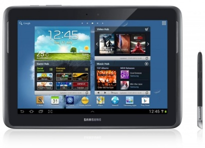 Samsung GT N8010 Galaxy Note 10.1 D.Gray