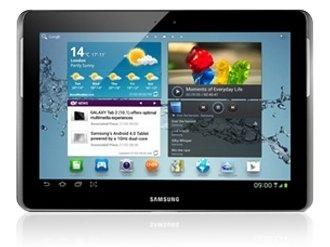 Samsung GT P5100 Galaxy Tab2 10.1 Silver