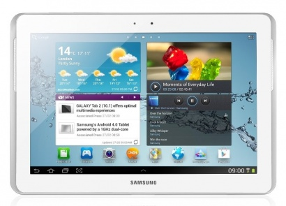 Samsung GT P5110 Galaxy Tab2 10.1 White