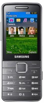 Samsung GT S5610 Metallic Silver