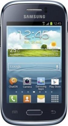 Samsung GT S6310 Galaxy Young Deep Blue