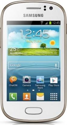 Samsung GT S6810 Galaxy Fame White