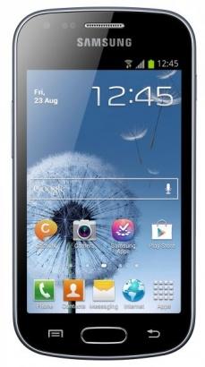 Samsung GT S7560 Galaxy Trend Black