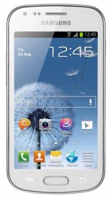 Samsung GT S7560 Galaxy Trend White
