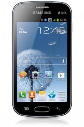 Samsung GT S7562 Galaxy S Duos Black