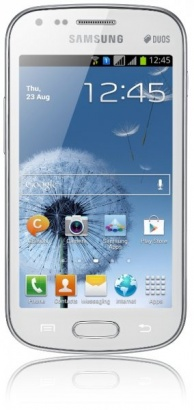 Samsung GT S7562 Galaxy S Duos White
