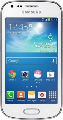 Samsung GT S7580 Galaxy Trend Plus White