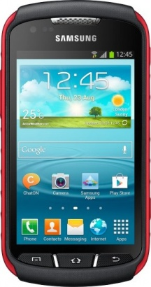 Samsung S7710 Galaxy Xcover 2 Black Red
