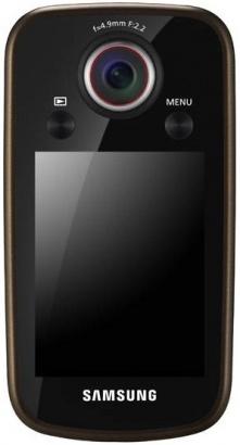 Samsung HMX E10 B