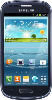 Samsung I8200 Galaxy S3 Mini VE Metalic