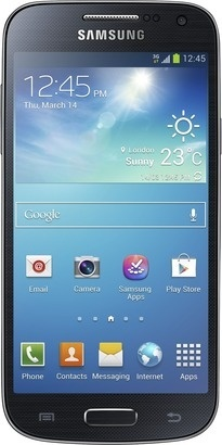 Samsung I9195 Galaxy S4 Mini VE Black