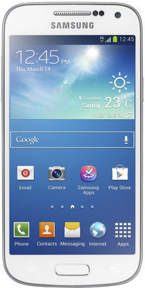 Samsung I9195 Galaxy S4 Mini VE White