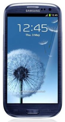 Samsung I9300 Galaxy SIII Blue