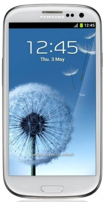Samsung I9300 Galaxy SIII White