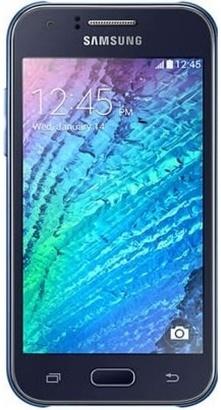 Samsung J100 Galaxy J1 DS Blue
