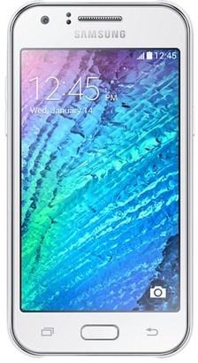 Samsung J100 Galaxy J1 DS White