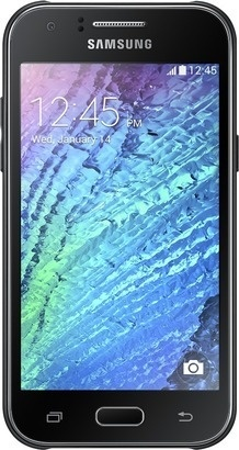 Samsung J100 Galaxy J1 SS Black
