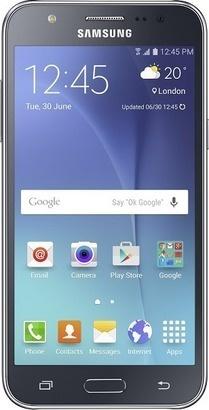 Samsung J500 Galaxy J5 Black
