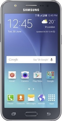Samsung J500 Galaxy J5 DS Black
