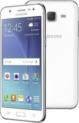 Samsung J500 Galaxy J5 DS White