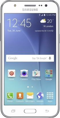 Samsung J500 Galaxy J5 White