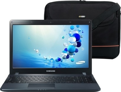 Samsung NP275E5E-K01CZ + brašna