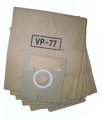 Samsung PAPÍROVÉ sáčky VP 77 5ks