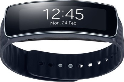Samsung R3500 Gear Fit Black