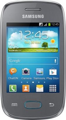 Samsung S5310 Galaxy Pocket Neo Silver