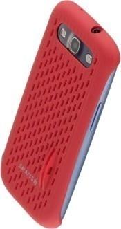 Samsung SAMGSVCRD cover S III Red