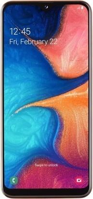 Samsung SM A202 Galaxy A20e Orange