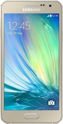 Samsung SM A300F Galaxy A3 Gold