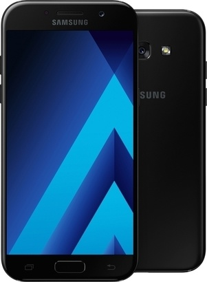 Samsung SM A520F Galaxy A5 2017 Black
